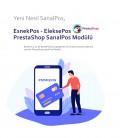 EsnekPos - PrestaShop Sanal POS Modülü - Ücretsiz