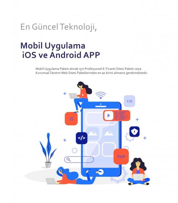 Mobil Uygulama (Mobile APP)
